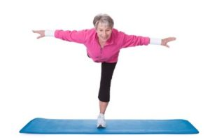 "Increase your  mobility and balance at a ""A Matter of Balance""."