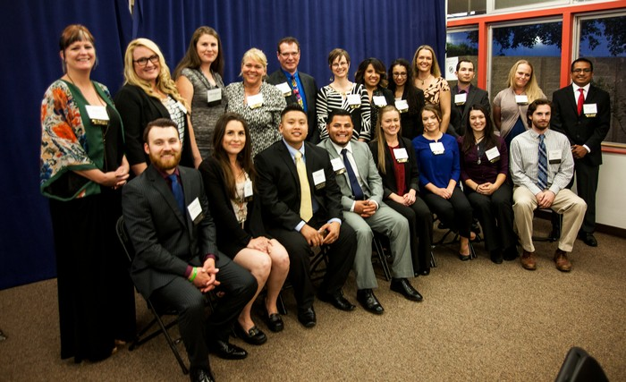 21 adult re-entry students each received a Phoenix Scholarship.