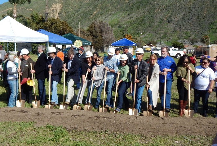 On March 12, 2016  Kellogg Park held a groundbreaking ceremony attended by dignitaries and well-wishers.