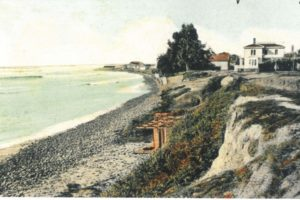 Surfer's Point in the old days