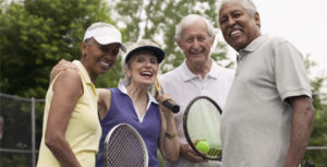 Patients are having over an 80% success rate in activity and function.