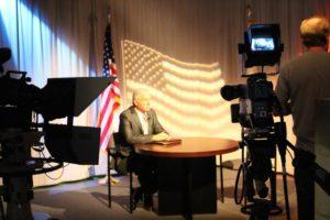 Video Voter in the CAPS Media studio