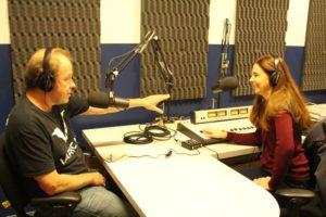 Evan Carpenter and Elizabeth Rodeno talk about CAPS Radio's launch.