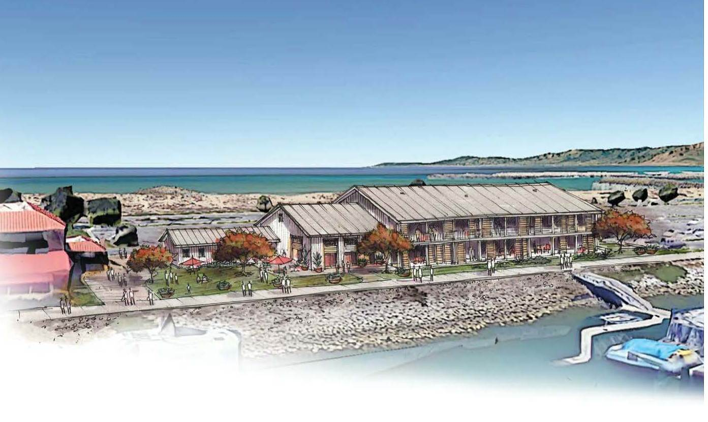 Expanding On The Seaside Brand Of Ventura Harbor As Home Channel Islands National Park Second Hotel Property Will Be Located At Area Between