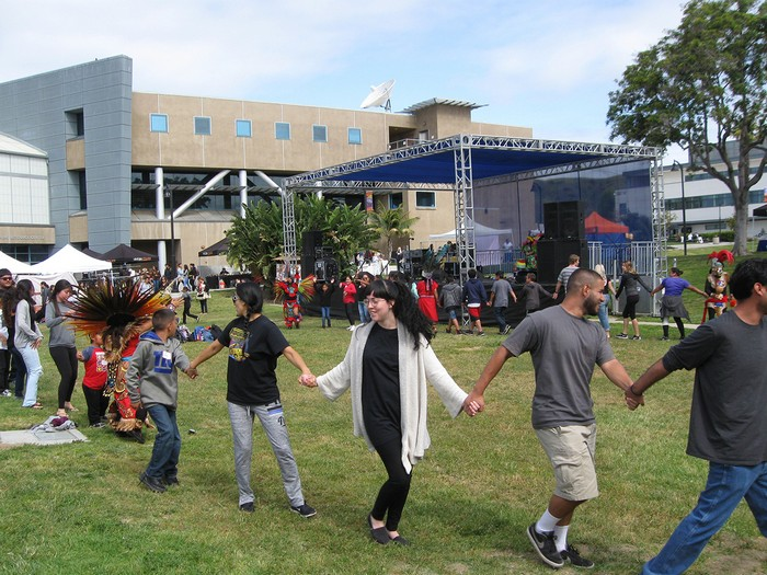 Diversity and promise at Ventura College