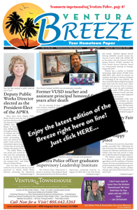 Ventura Breeze – Your Hometown Paper | Welcome to the