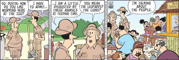 Vol  12, No  21 – July 17 – July 30, 2019 – Cartoons
