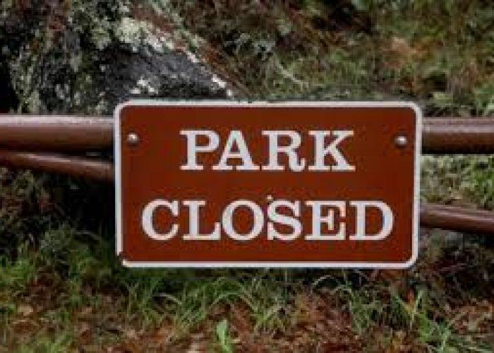 parkclosed