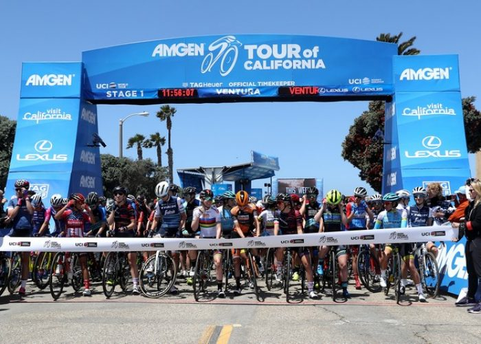 Amgen Tour Of California Women's Race 2019 - Stage 1
