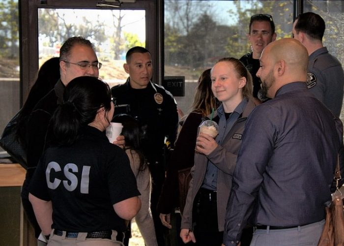 stuff coffee with cop