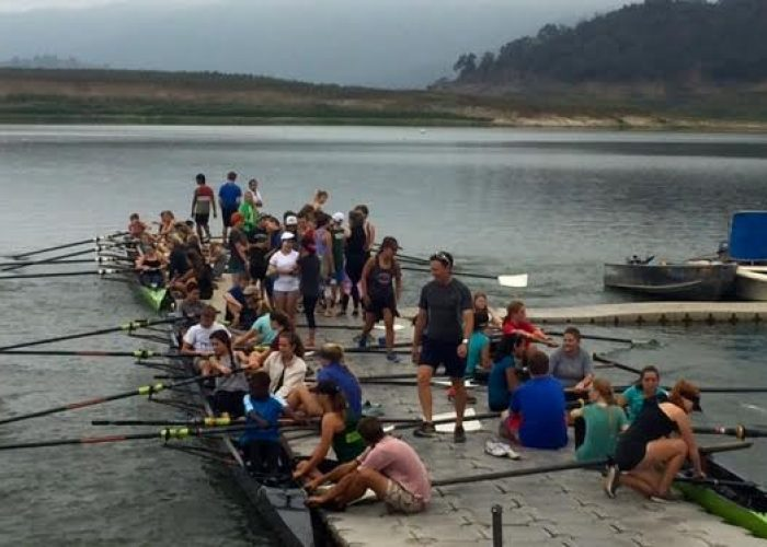 youth casitas rowing